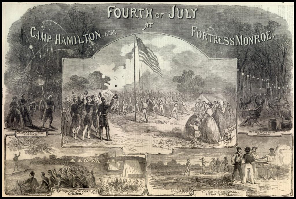 Harper's Weekly, July 27, 1861 (Library of Congress).